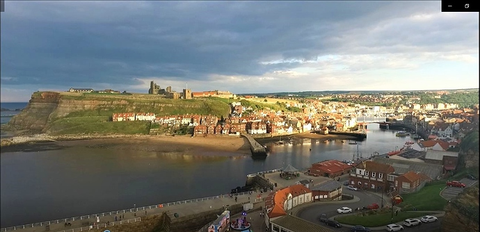 Whitby new high