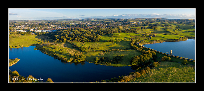 Ryat Linn & Balgray Reservoir, Barrhead, Glasgow, Scotland